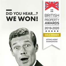 British Property Award for Ringwood Featured