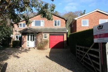Downwood Close, Fordingbridge, Hampshire, SP6